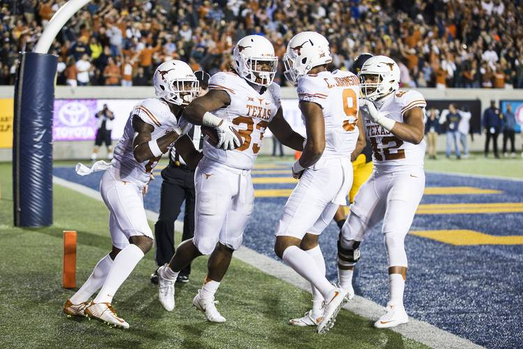 What If Nike Candied Up The Texas Longhorns Football