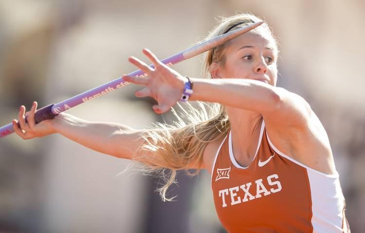 Texas javelin throwers set records at UTSA Invitational | Hookem.com