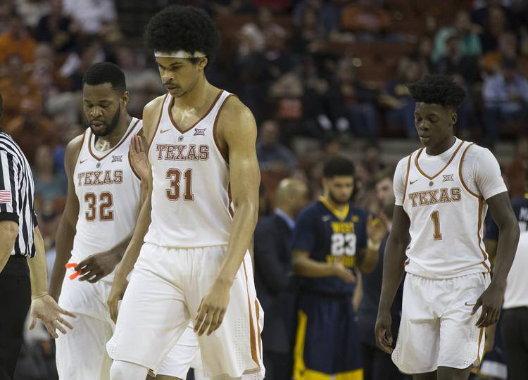 Shaquille Cleare Jarrett Allen And Andrew Jones Must Lead The Charge For Longhorns In Final Month Of Regular Season