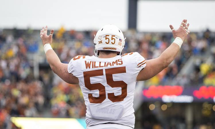 2017 18 College Football Bowl Schedule >> Texas LT Connor Williams will skip upcoming bowl game, jump into NFL draft | Hookem.com